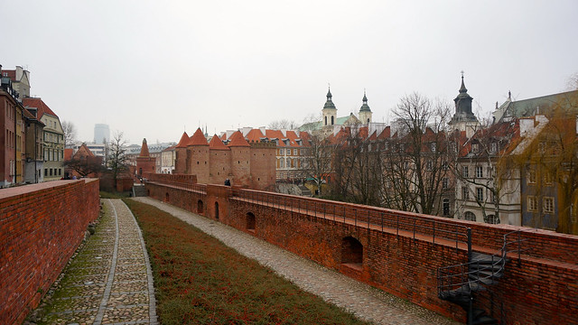 Warsaw: Stare Miasto (Old Town) Revisited In Daytime