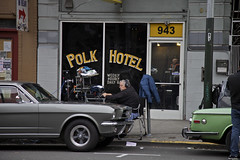 Sounding Out the Polk Hotel