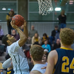 2014-02-31 -- Men's basketball vs. Augustana.