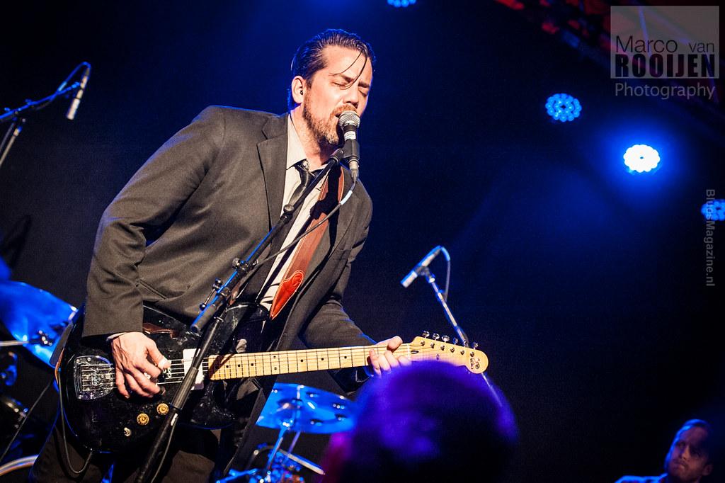 Patrick Sweany & Band