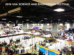 2014 USA Science and Engineering Festival!