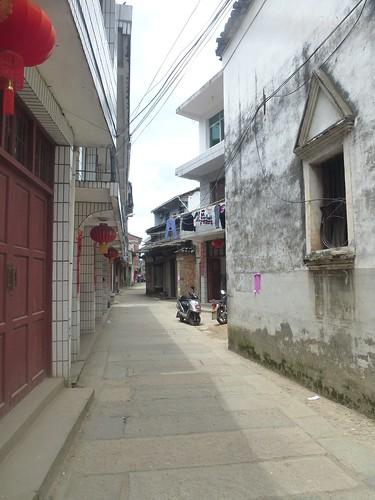 Jiangxi-Longhu Shan-2 Shangqing-village (10)
