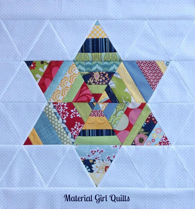 Adorn quilt top