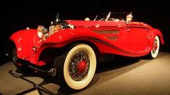 1937 Mercedes-Benz Model 540K Special Roadster (1 of 6 existing) 1