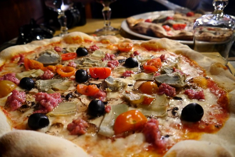 Walks of Italy pizza making