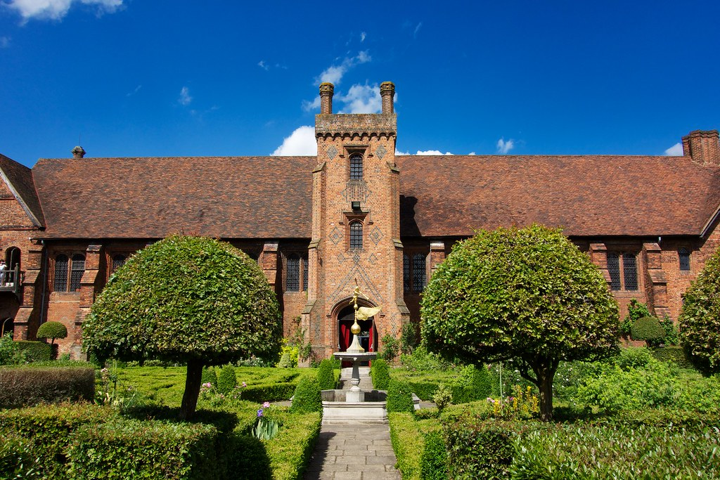 Hatfield House - The Old Palace