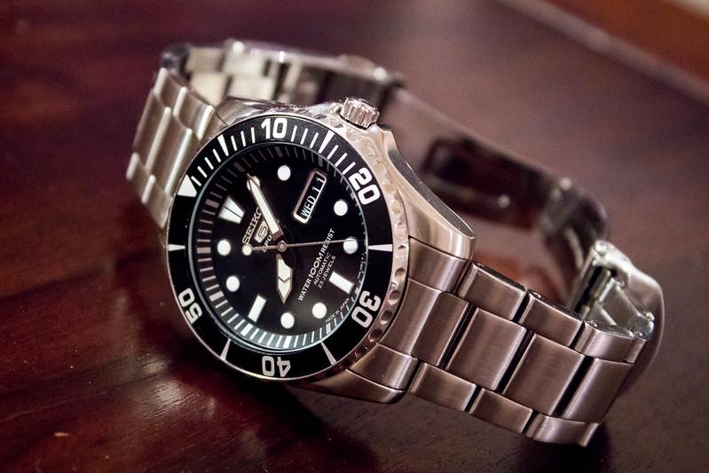 "Seiko ""Sea Urchin"" watch"