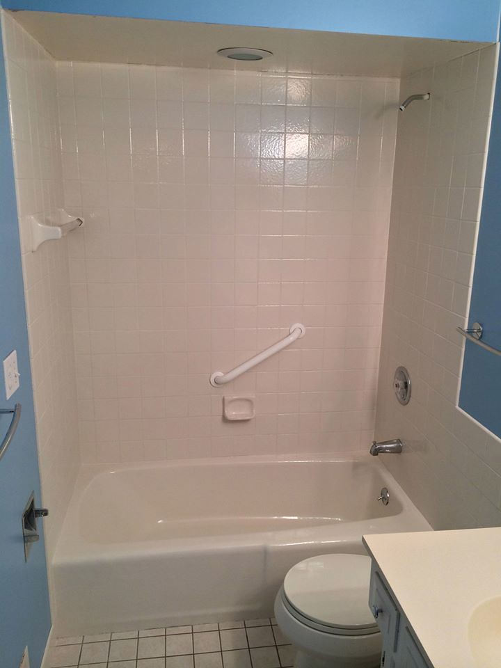 Fiberglass Bathtubs and Showers Refinishing, Resurfacing ...