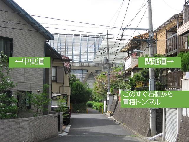 圏央道多摩川橋  青梅市内 (74)