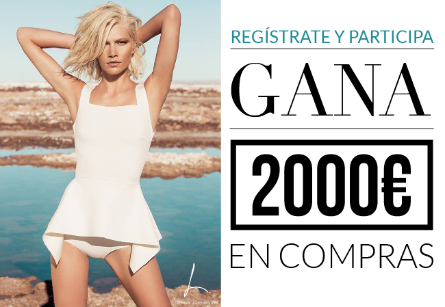 Girissima International Giveaway! Win 2000€ for shopping