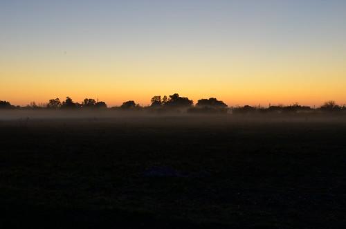 argentina fog sunrise nikon amanecer campo 1855mm niebla d5100