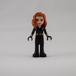LEGO Super Friends Project Day 3 - Black Widow