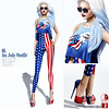 GizzA - 4th July Outfit