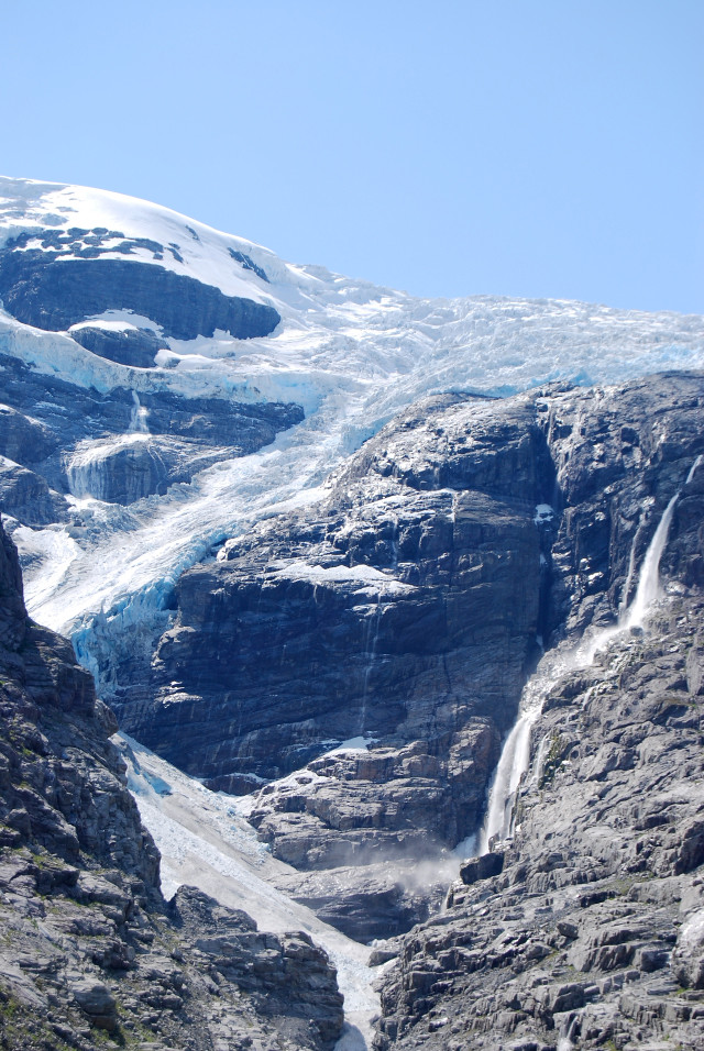 Olden Glacier