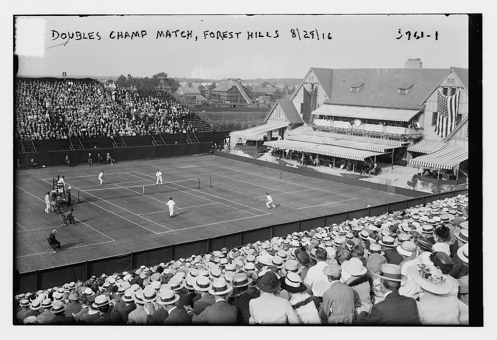 Doubles Champ Match, Forest Hills, 8/29/16 (LOC)