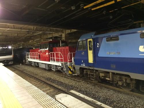 電気機関車+混合機関車 - naniyuutorimannen - 您说什么!