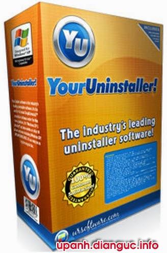 Your Uninstaller Pro Final Full – Phần mềm gỡ bỏ ứng dụng chuyên nghiệp