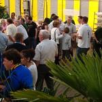 wijkfeest 29-05-2009-3 receptie en Latin mix avond