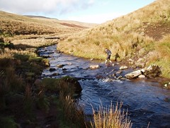 Running: Brecon Beacons (14-Jan-06) Image