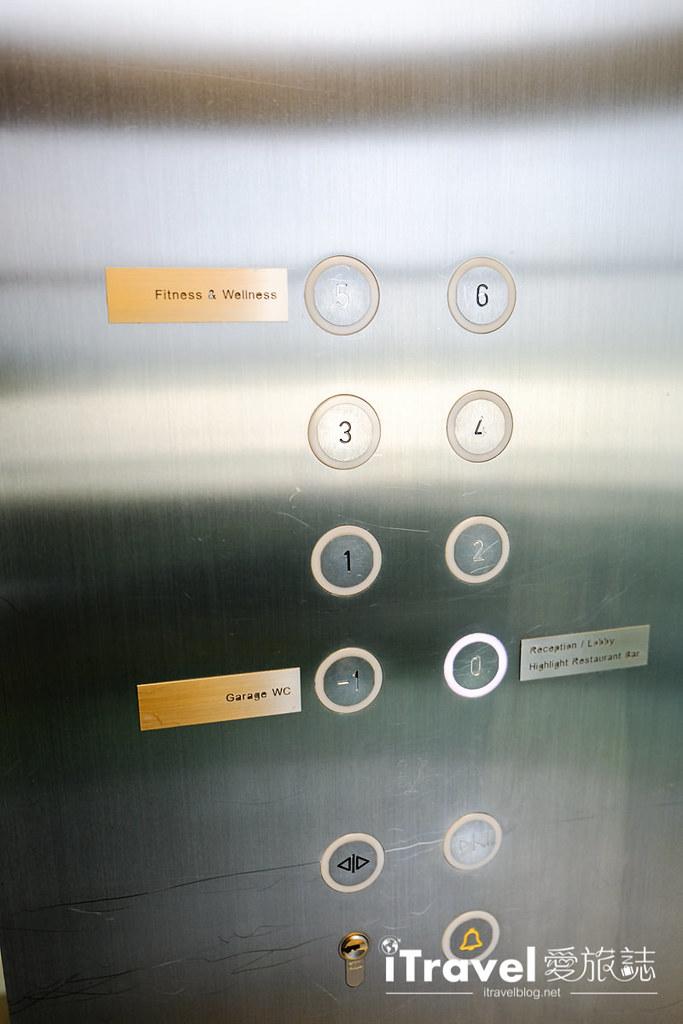《慕尼黑饭店推荐》怡思得酒店 INNSIDE By Melia:邻近路面电车与地下铁的四星级商务酒店。