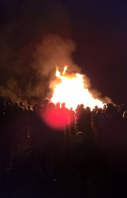 Bonfire Night, Wadhurst