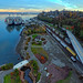 Schuster Parkway Drone View, Tacoma, Washington by Don Briggs