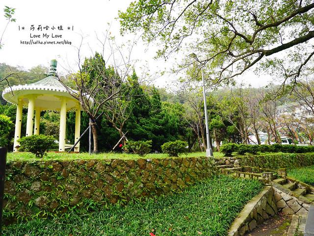 陽明山一日遊景點推薦前山公園 (1)