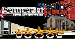 Semper Fi HVAC Yelp Customer  Reviews