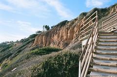 Malibu 🌞 - - - - - #35mm #film #leica #leicam #bleekerdigital #jmrtnz #j2martinez #malibu #elmatadorbeach #shootfilm #kodak #portra400 #colorfilm #filmphotography #analog #landscape #beach