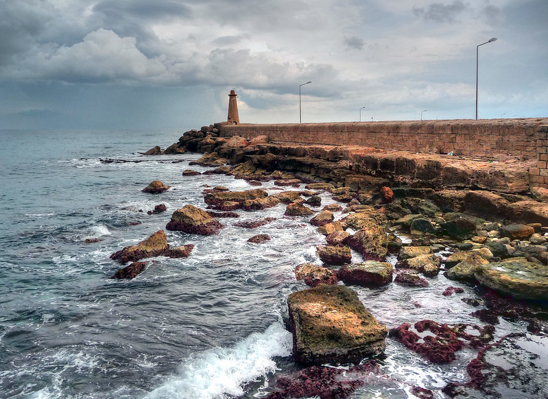 The Old Lighthouse of Kyrenia