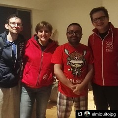 @zhp_pl #bethespark #scoutspoland #scoutspolska #2023wsj_candidate #2023wsj ==> Scouts from Poland promoting their candidancy to 2023 World Scout Jamboree visiting #ScoutsColombia. #ScoutingAdventures is following them. #Repost @elmiquitojpg ・・・ #Scouting