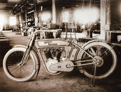 Harley Davidson 1913