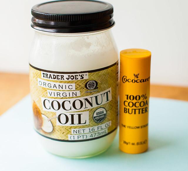 homemade moisturizer coconut oil
