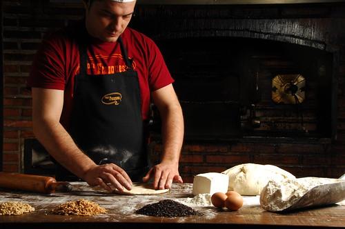 Les Coques de Perafita s'elaboren artesanalment.
