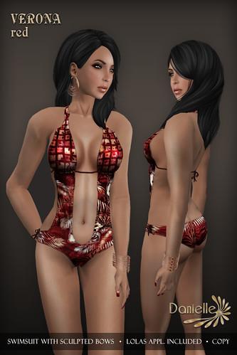 DANIELLE Verona Red