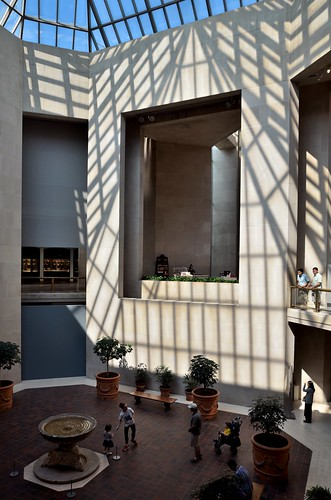 Sunshine on the Robert Lehman Collection