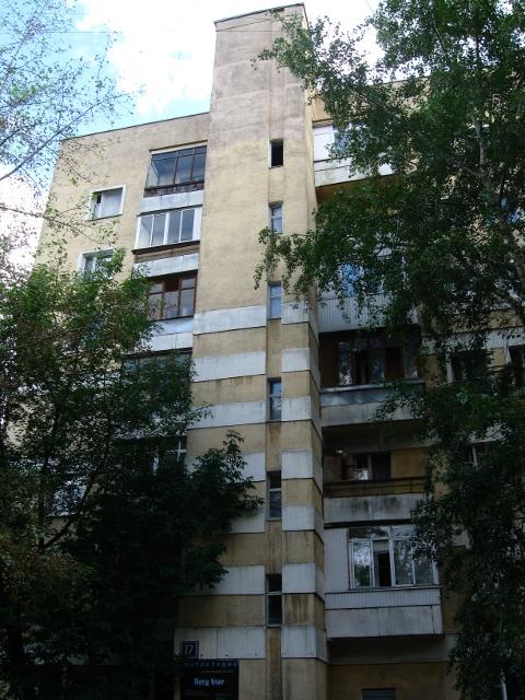 Хавско-Шаболовский жилой комплекс 25
