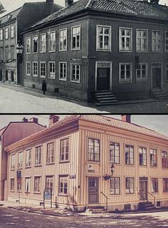 Gothenburg, Majorna 1910 / 2012