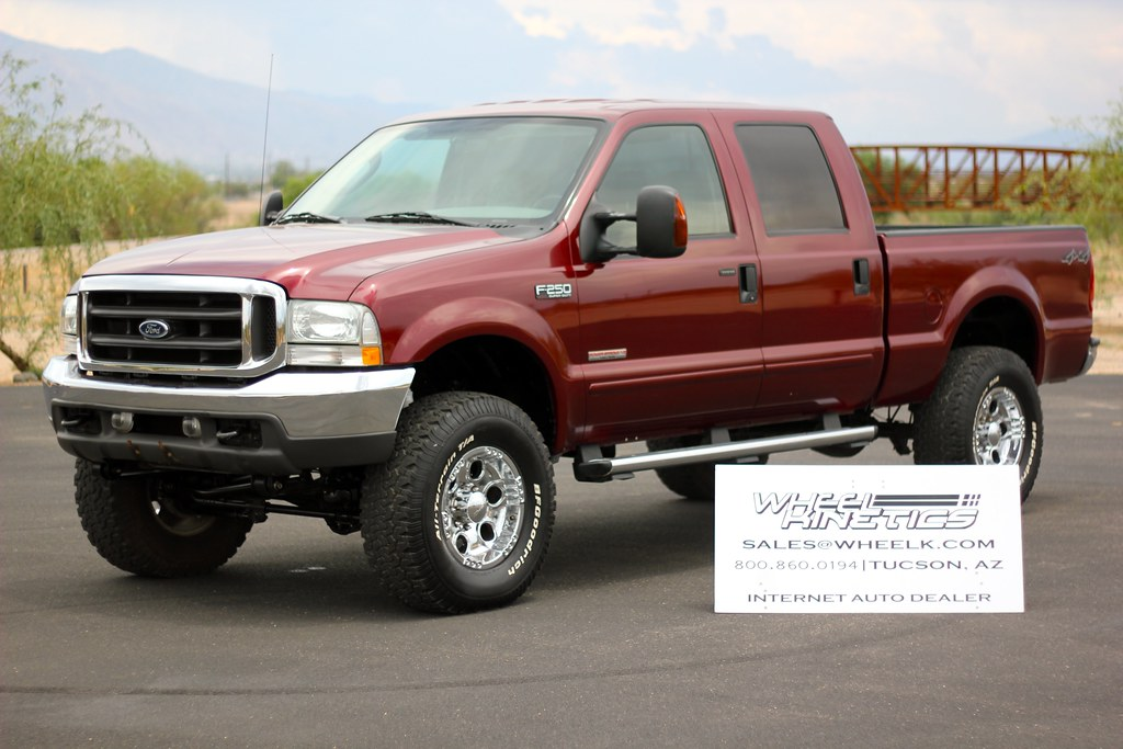 2004 Ford F250 4x4 Diesel - Truck For Sale