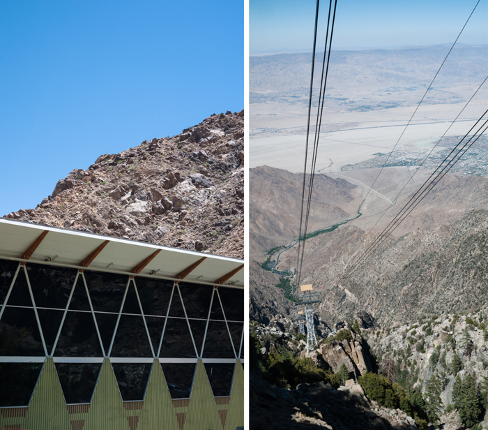 Palm Springs Aerial Tramway - Mount San Jacinto State Park