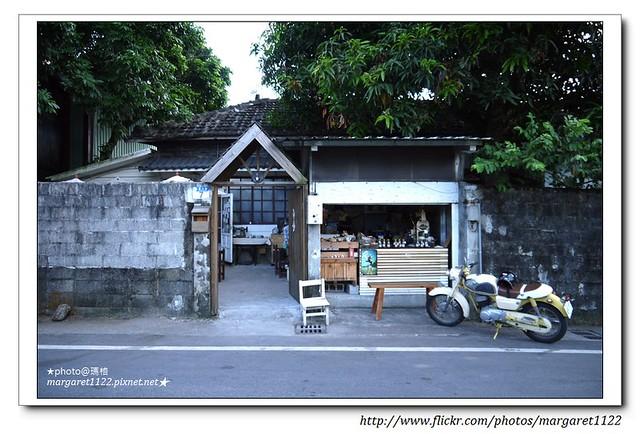 【花蓮好咖啡】貓、陶、日式老屋~Giocare Cafe@樹人街七號(作家孟東籬故居)