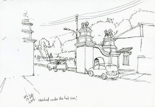 Jogjakarta - Gate