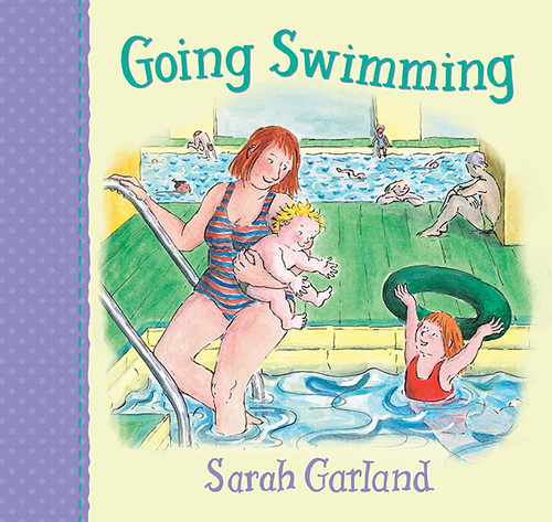 Sarah Garland, Going Swimming