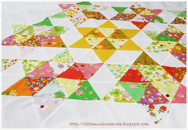 Briar Rose Quilt_littlemushroomcap