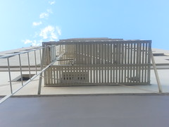 outdoor structure(0.0), furniture(0.0), baluster(0.0), handrail(0.0), balcony(0.0), property(1.0), deck(1.0), iron(1.0), facade(1.0),