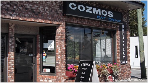 Cozmos Restaurant, North Burnaby
