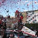 Will Power celebrates his win in the GoPro Grand Prix of Sonoma