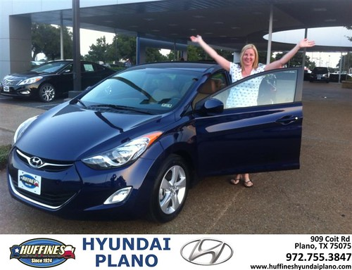 DeliveryMaxx Congratulates Frank White and Huffines Hyundai Plano on excellent social media engagement! by DeliveryMaxx