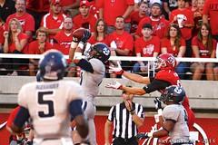 U of U Football vs Utah State • 8-29-2013    26