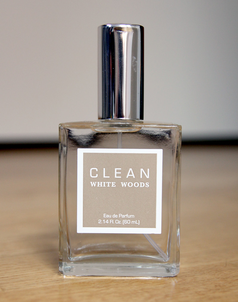 Clean white woods edp